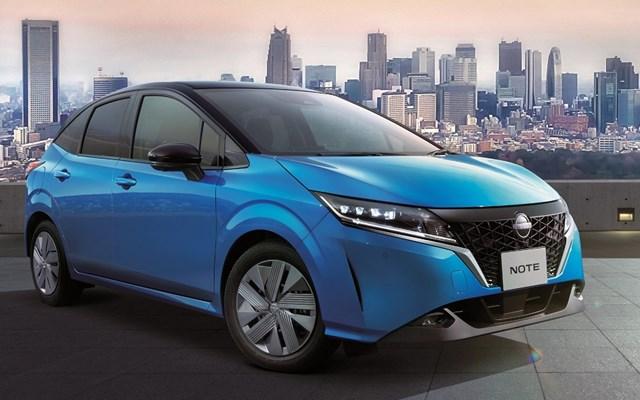Η Nissan λανσάρει το νέο και Note στην Ιαπωνία