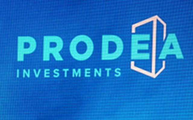 Prodea Investments: Στα €16,5 εκατ. τα καθαρά κέρδη το α' εξάμηνο του 2020