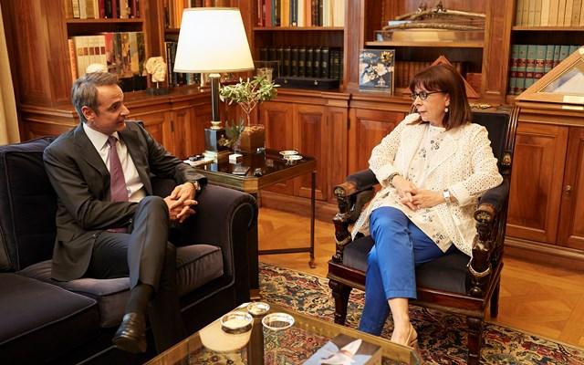 Κ. Μητσοτάκης: Ελπίζω στη Σύνοδο Κορυφής να οριστικοποιήσουμε το πακέτο στήριξης των ευρωπαϊκών οικονομιών