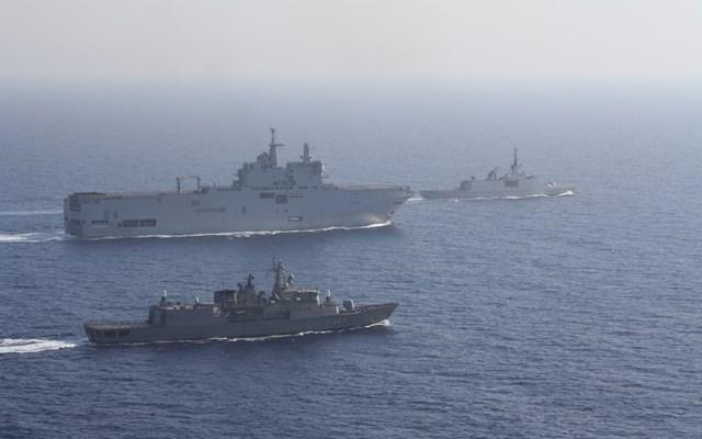 Πώς βλέπει το Βερολίνο την ένταση μεταξύ Ελλάδας-Τουρκίας στην Αν. Μεσόγειο