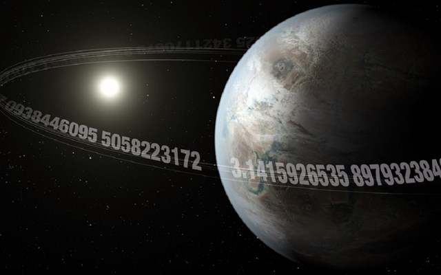 Ανακαλύφθηκε ένας εξωπλανήτης π-Γη με έτος διάρκειας 3,14 ημερών