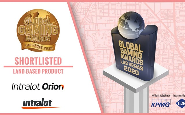 Intralot: Υποψήφια στα Διεθνή Βραβεία Global Gaming Awards 2020