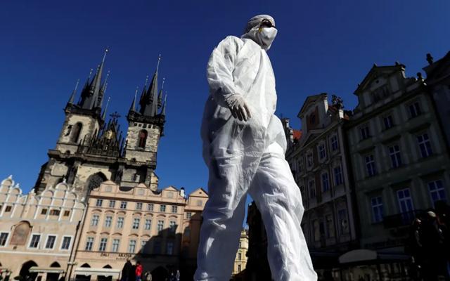 Τσεχία: Αύξηση στον αριθμό των νέων κρουσμάτων που καταγράφηκαν το περασμένο 24ωρο στη χώρα