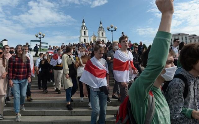 Λευκορωσία: 29 χώρες καταδικάζουν τις καταγγελλόμενες διακοπές πρόσβασης στο διαδίκτυο