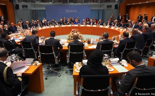 Συμφωνία στη Διάσκεψη για τη Λιβύη