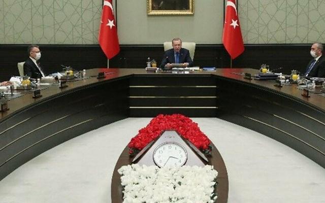 Ο Ερντογάν βάζει στο τραπέζι την αποστρατιωτικοποίηση των νησιών