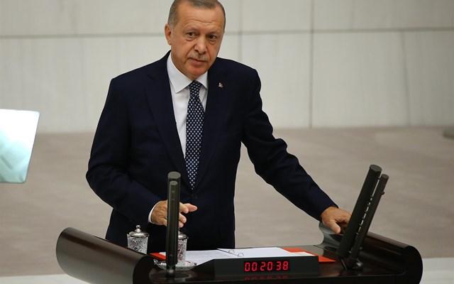 Τουρκία- υπόθεση Τζορτζ Φλόιντ: Ο Ερντογάν κατήγγειλε έναν ρατσιστικό και φασιστικό φόνο