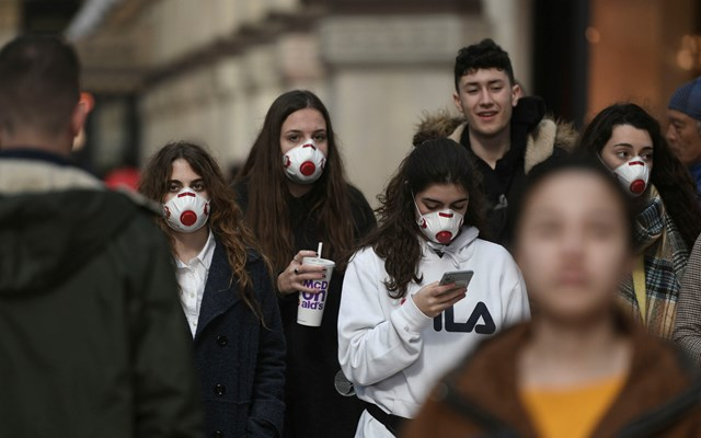 Ιταλία: Αύξηση των κρουσμάτων και μείωση των νεκρών