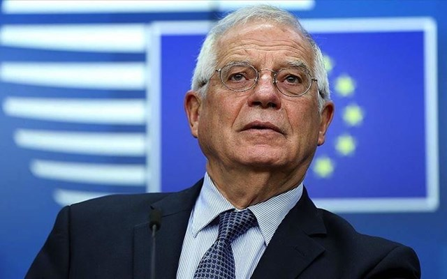 Μπορέλ: Η ΕΕ δεν αναγνωρίζει τον Λουκασένκο ως πρόεδρο