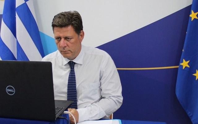 Στις Βρυξέλλες αύριο ο Μ. Βαρβιτσιώτης για το Συμβούλιο Γενικών Υποθέσεων