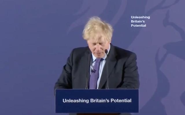 Βρετανία: Ο Τζόνσον θα παροτρύνει σήμερα τους Βρετανούς να επιστρέψουν στην εργασία από το σπίτι