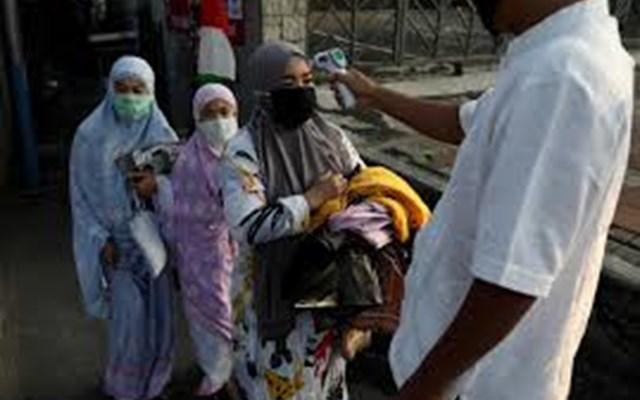 Ινδονησία: 4.070 νέα κρούσματα κορονοϊού και 128 νέοι θάνατοι σε 24 ώρες
