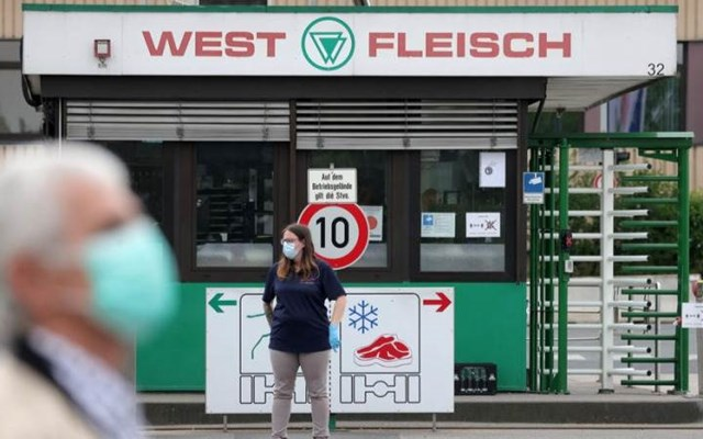 Γερμανία: Καταγράφηκαν 159 κρούσματα μόλυνσης από τον κορονοϊό σε 24 ώρες