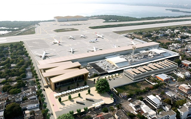 Κολομβία: Επανεκκινούν οι εμπορικές πτήσεις μετά από εξάμηνη αναστολή λόγω του κορονοϊού