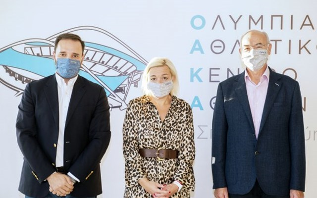 Το ΟΑΚΑ υπογράφει μνημόνιο συνεργασίας με την Communication Lab
