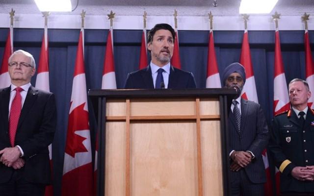 Δεν θα επισκεφτεί αύριο την Ουάσινγκτον ο Τριντό για τη νέα εμπορική συμφωνία της Βόρειας Αμερικής