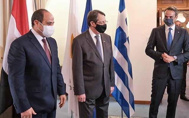 Αλ Σίσι σε Αθήνα και Λευκωσία: Προετοιμαστείτε για τζιχαντιστές