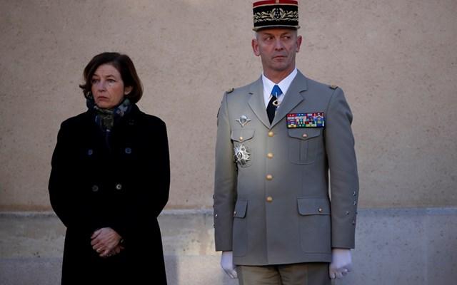 Στην Αθήνα τη Δευτέρα η Γαλλίδα υπ. Άμυνας