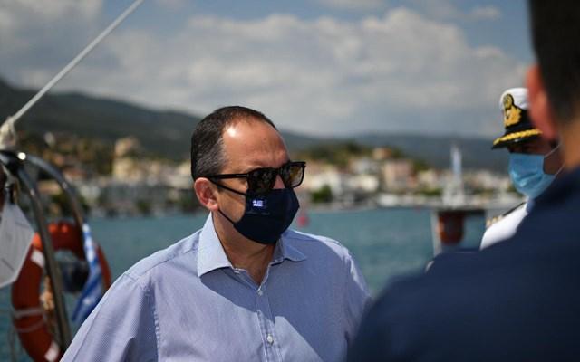 Πλακιωτάκης: Δίνουμε καθημερινά την δική μας απάντηση και στα θέματα της παράνομης αλιευτικής δραστηριότητας