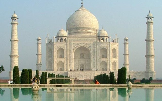 Ινδία: Ανοίγει το Ταζ Μαχάλ μετά από 3 μήνες που έμεινε κλειστό λόγω της πανδημίας
