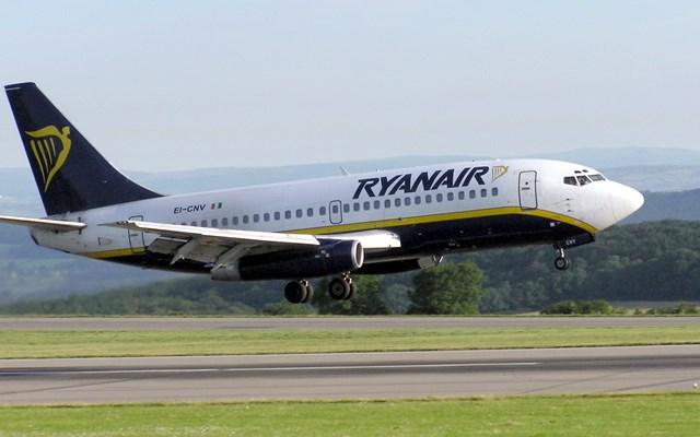 Κεφαλονιά: Λόγω Ιανού πτήση της Ryanair δεν κατάφερε να προσγειωθεί στο αεροδρόμιο του νησιού