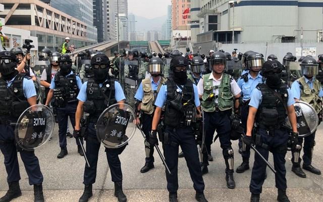 Ο νόμος για την ασφάλεια στο Χονγκ Κονγκ