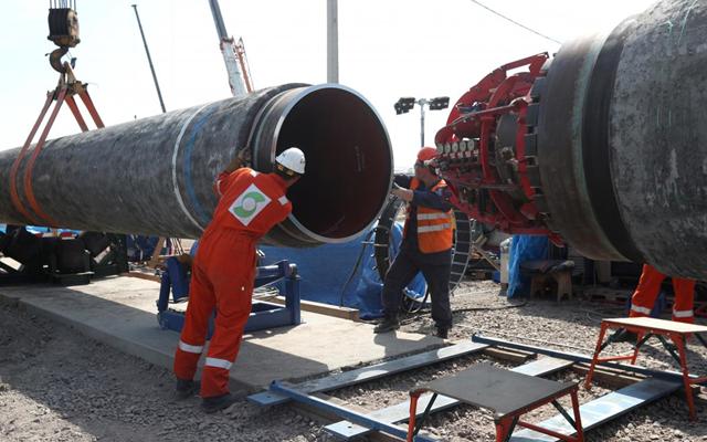 Ο κορυφαίος όμιλος ναυτιλιακών ασφαλίσεων δεν θα καλύπτει πλοία που συνδέονται με τους Nord Stream 2 - TurkStream