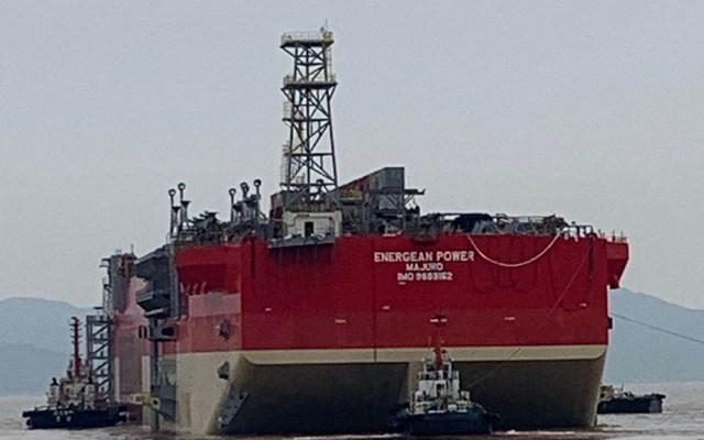 Energean: Το κύτος του FPSO Energean Power αναχώρησε από την Κίνα