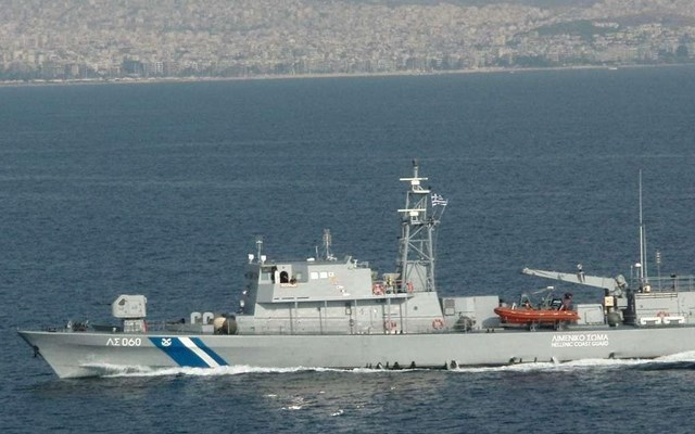 Το μήνυμα του Λιμενικού: Εμείς μένουμε στις Ελληνικές θάλασσες. Εσείς μένετε σπίτι