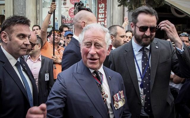 Είναι μια οδυνηρή περίοδος για το έθνος, λέει ο πρίγκιπας Κάρολος