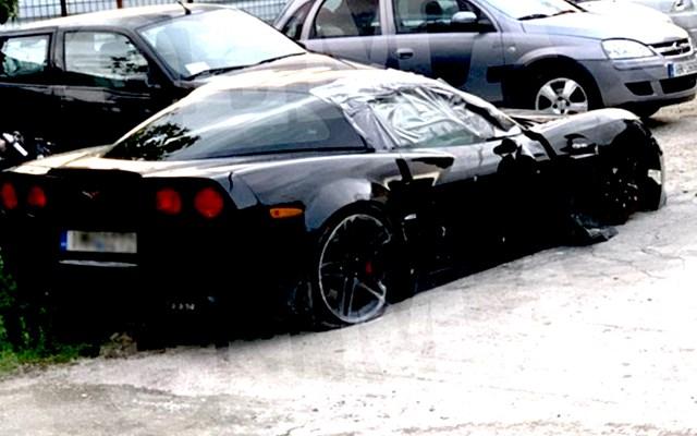Ελεύθερος αφέθηκε ο οδηγός της Corvette που σκότωσε 25χρονο μοτοσικλετιστή στη Γλυφάδα