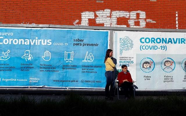 Αργεντινή: Παράταση κατά δύο εβδομάδες των περιοριστικών μέτρων για τον κορονοϊό