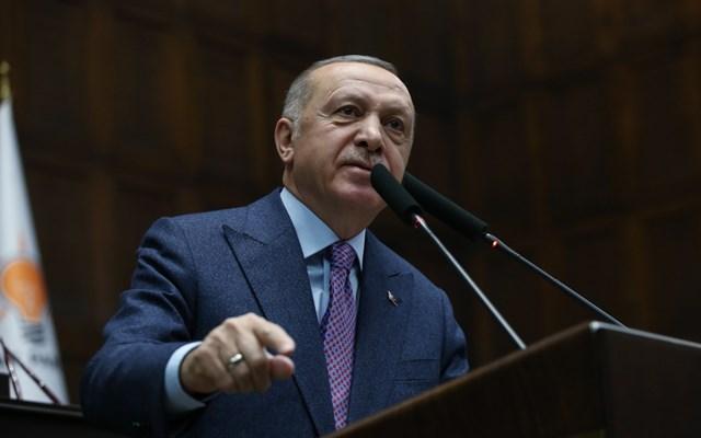 Ο Ερντογάν απορρίπτει τις επικρίσεις σχετικά με το καθεστώς της Αγίας Σοφίας