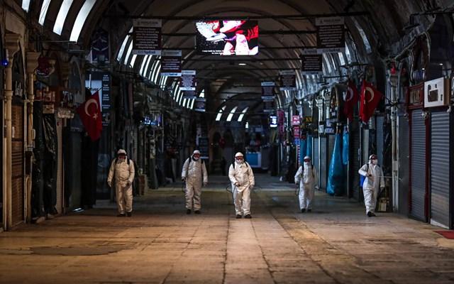 Τουρκική Ιατρική Ένωση: Πώς η Τουρκία κρύβει τον αληθινό αριθμό νεκρών του κορονοϊού