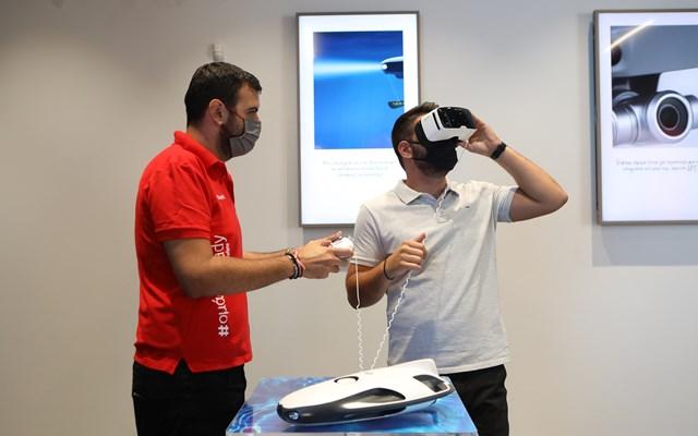 Ο όμιλος Vodafone επιλέγει την Ελλάδα για το πρώτο Future Ready store στην Ευρώπη