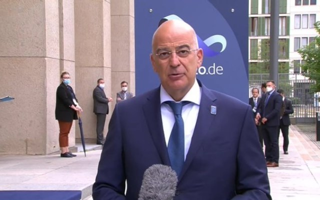 Στις Βρυξέλλες αύριο ο Ν. Δένδιας για το Συμβούλιο Εξωτερικών Υποθέσεων της ΕΕ