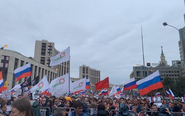 Το καθεστώς των περιορισμών στην Μόσχα θα διατηρηθεί μέχρι να βρεθεί το εμβόλιο