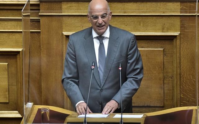 Ο Ν. Δένδιας θα ενημερώσει αύριο τους εκπροσώπους των κοινοβουλευτικών κομμάτων
