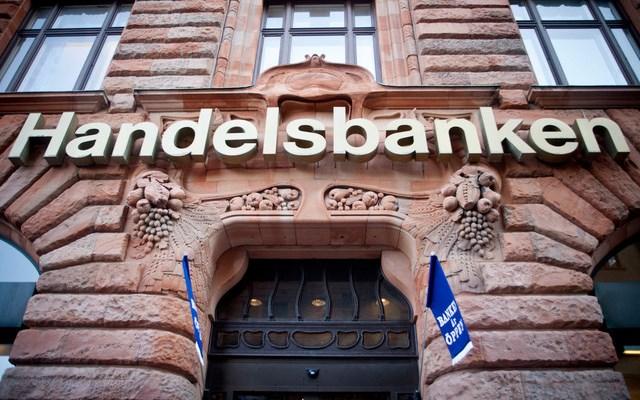 Handelsbanken: Πτώση 6,1% στα καθαρά κέρδη τριμήνου
