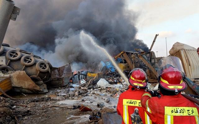 Εκρήξεις στη Βηρυτό: Τουλάχιστον 78 οι νεκροί - Πάνω από 4.000 οι τραυματίες