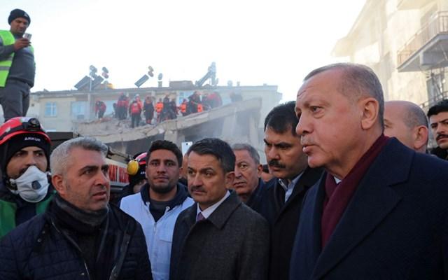 Ερντογάν: Έχω διαμηνύσει στον Μητσοτάκη να μην ασχολείται μαζί μας - Τι είπε για την Κρήτη