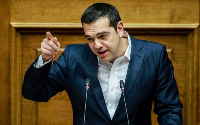Ο Τσίπρας επιτίθεται σε Κυβέρνηση αλλά ...κυρίως σε Γεννηματά για το νομοσχέδιο των διαδηλώσεων