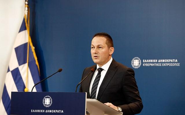 Πέτσας: Ευελπιστούμε οι σχετικές διαφορές να γεφυρωθούν στο σημερινό Eurogroup