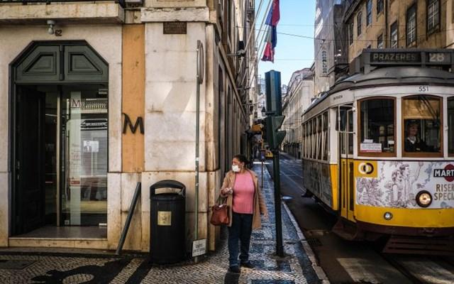 Πορτογαλία: Παράταση των περιορισμών εξαιτίας του κορονοϊού