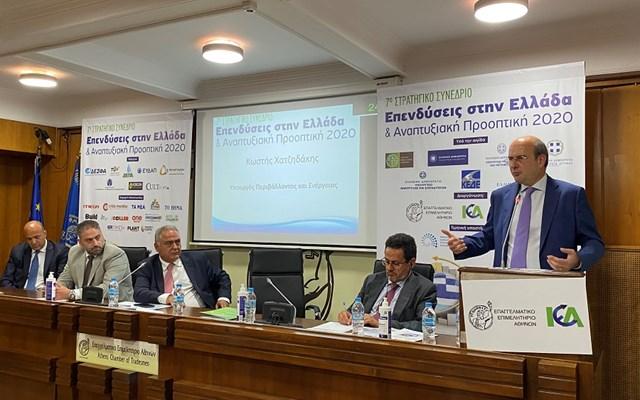 Χατζηδάκης: Διαρθρωτικές παρεμβάσεις, ιδιωτικοποιήσεις και Ταμείο Ανάκαμψης κλειδιά για την επανεκκίνηση της οικονομίας
