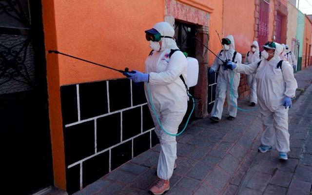 Μεξικό: Καταγράφηκαν 836 θάνατοι εξαιτίας του κορονοϊού