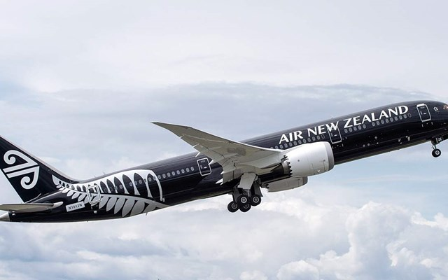 Air New Zealand: Αναστολή κρατήσεων για τις διεθνείς πτήσεις προς τη Νέα Ζηλανδία