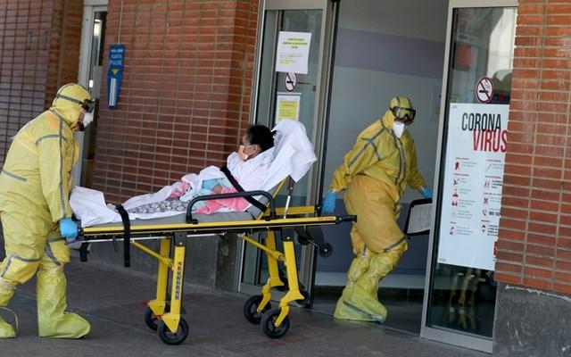 Ισπανία: 17 νέοι θάνατοι από κορονοϊό σε μια ημέρα