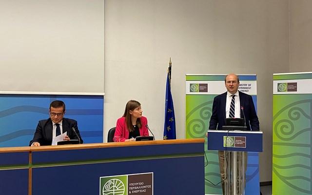 Κ. Χατζηδάκης: Ρήτρα κλιματικής αλλαγής σε όλα τα νομοσχέδια
