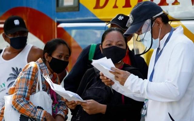 Φιλιππίνες: Ρεκόρ μολύνσεων με 2.434 κρούσματα κορονοϊού σε 24 ώρες